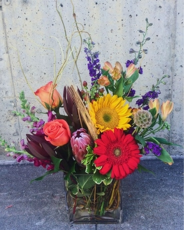Colorful Colorado Flower Arrangement