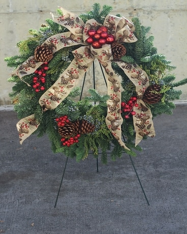 Holiday Wreaths Custom product