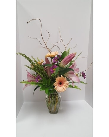 Nature Wonder Flower Arrangement