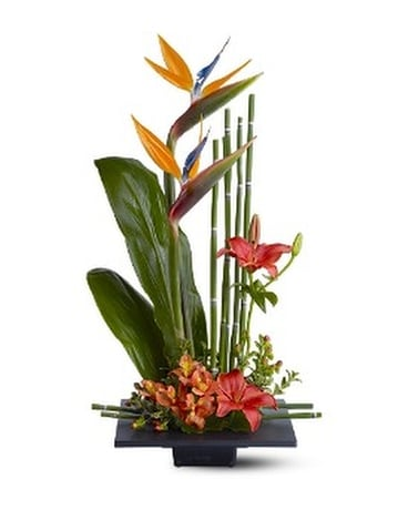 Paradise Found Flower Arrangement