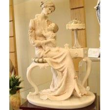 Reno's Florals Armani Figurines