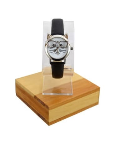 Cat Face Watch $25.00 Gifts