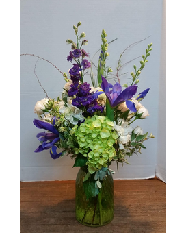 Morning Melody Flower Arrangement