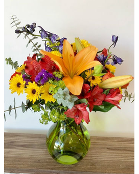 Orchard Harvest Flower Arrangement
