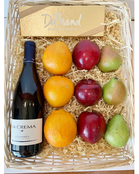 Days of Wine and Chocolates Gift Basket