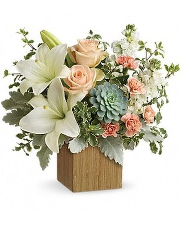Teleflora's Desert Sunrise Bouquet Custom product