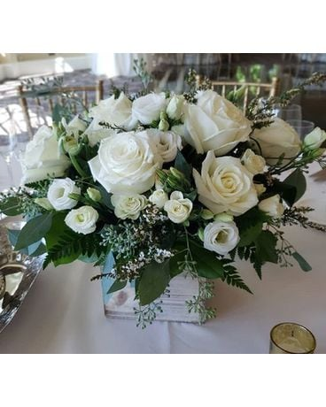 Classic Centerpiece Flower Arrangement
