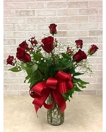 Tony's Valentine Day Special Flower Arrangement