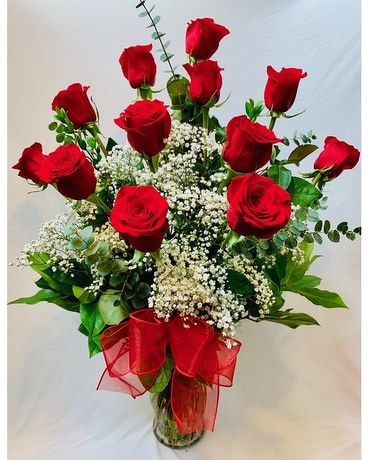 true love roses Flower Arrangement