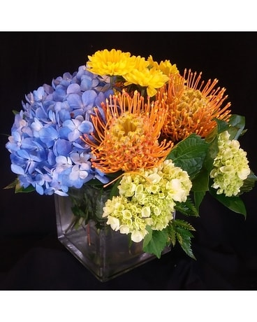 Happiness All Summer Flower Arrangement