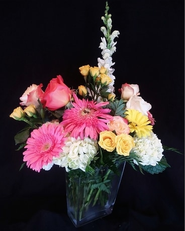 Summer Lasts Forever Flower Arrangement