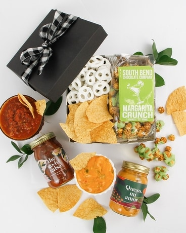 For the Love of Chips & Salsa Gift Basket Gift Basket