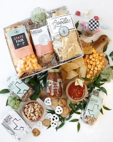Taste of Texas Gift Basket