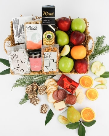 The Perfect Gift Gift Basket