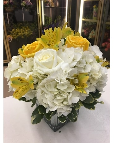 Sweetest Sunrise Flower Arrangement