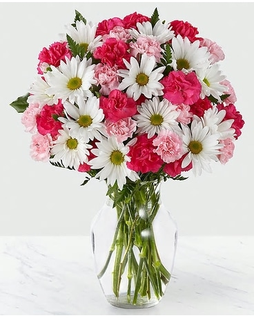 The Sweetest Surprise Flower Arrangement