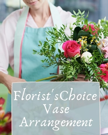 Designer's Choice - Vase Flower Arrangement