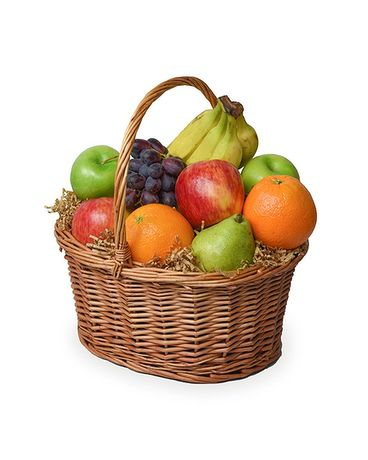 Small Fruit Basket Gift Basket