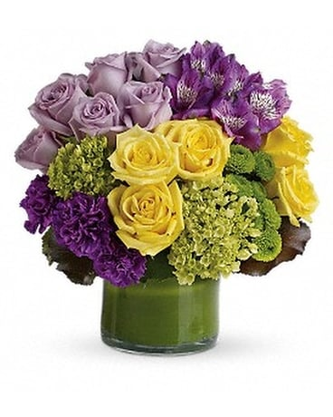 Simply Splendid Bouquet Flower Arrangement
