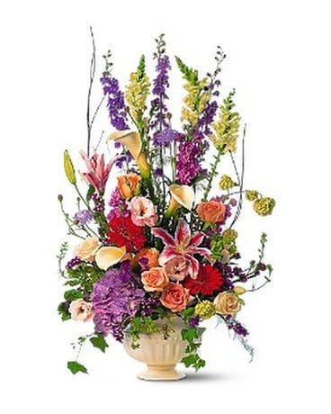 Grand Bouquet Flower Arrangement