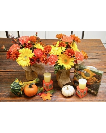 Fall #2 Flower Arrangement