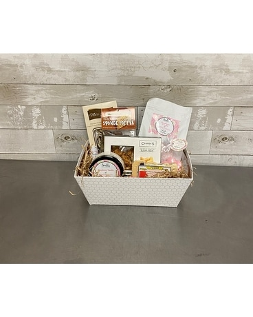 Chocolate & Boudica Spa Box Gift Basket