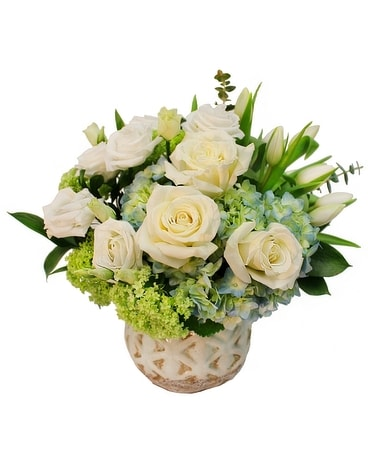 April Showers Flower Arrangement