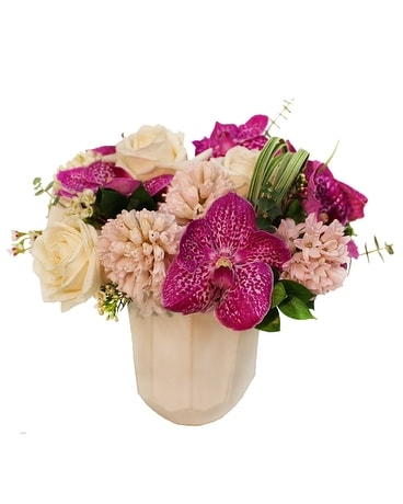 Heavenly Hyacinth Flower Arrangement