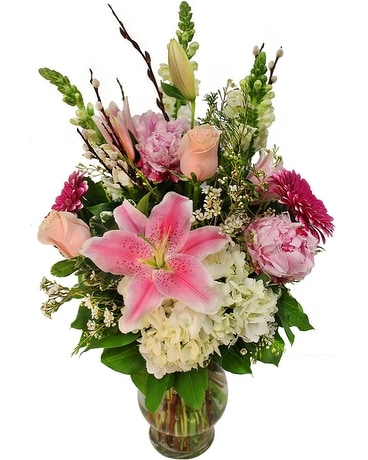 Sweet Essence Flower Arrangement