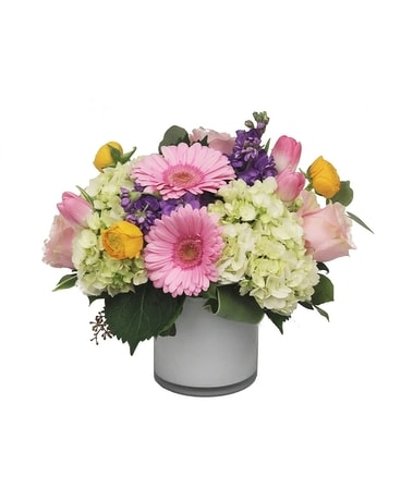 Pastel Perfection Flower Arrangement