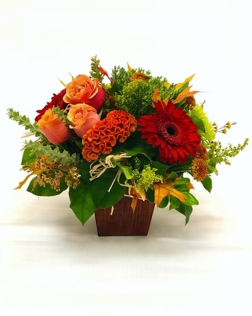 October Sky Flower Arrangement