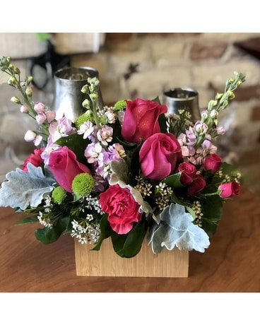 Garden Delight Flower Arrangement