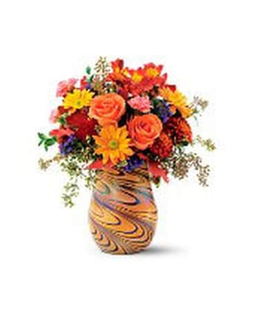 Teleflora S Fall Opalescence Bouquet In Rochester Ny