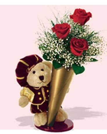 Teleflora's Romeo in Love Bouquet Flower Arrangement