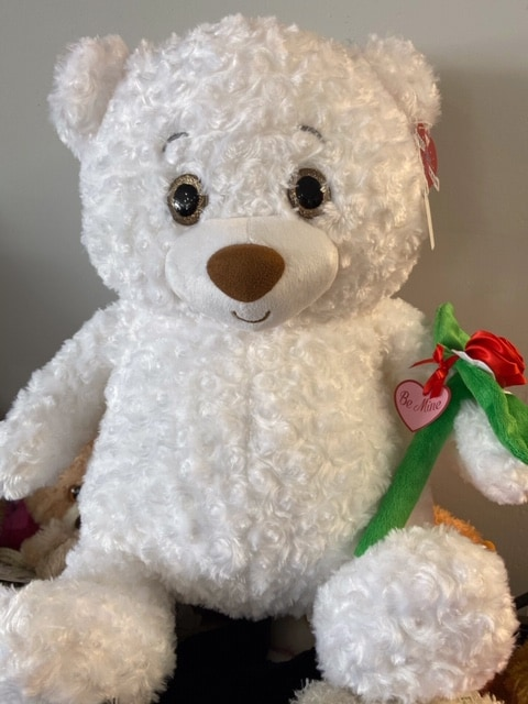 Plush, Oscar Bear