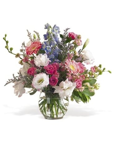 Enchanted Garden Flower Arrangement