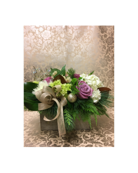 Rustic Centerpiece - Designer's Choice