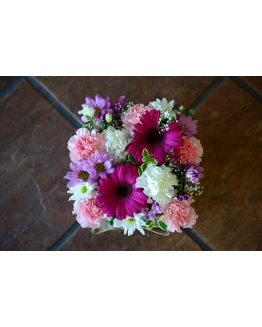 Eternal Spring Flower Arrangement