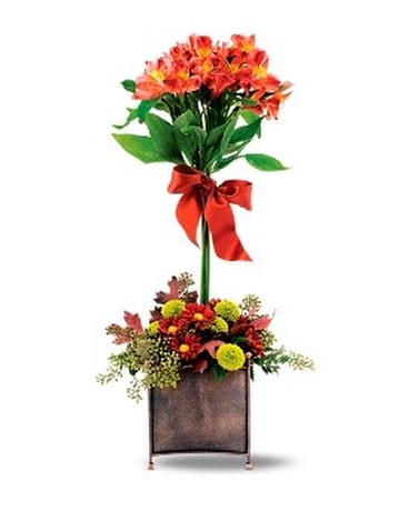Teleflora's Rustic Garden Bouquet Flower Arrangement