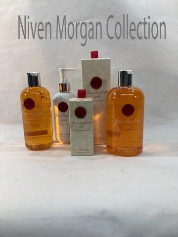 Niven Morgan