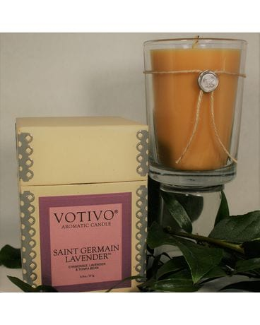 Votivo Candle Saint Germain Lavender