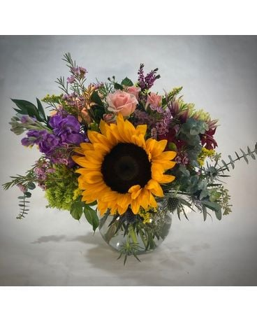 Be Beautiful Flower Arrangement