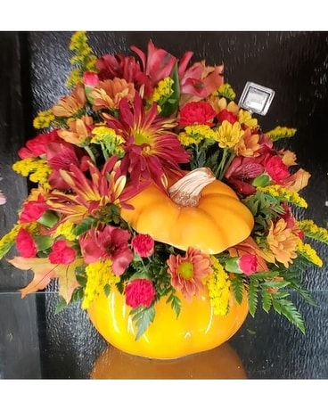 Fall202 Flower Arrangement