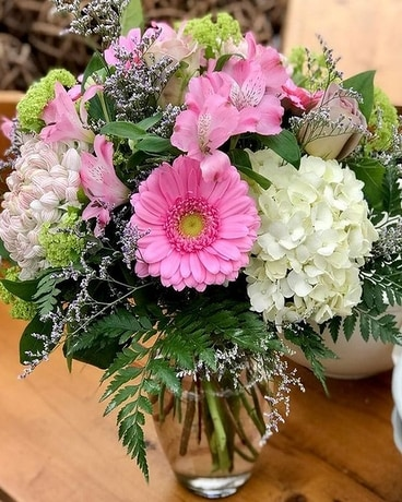 Designer's Choice Vase Arrangement-Standard Flower Arrangement