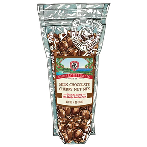 Cherry Republic Milk Chocolate Cherry Nut Mix