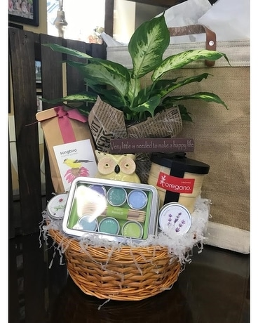 garden gift basket. Grow Your Garden Gift Basket G