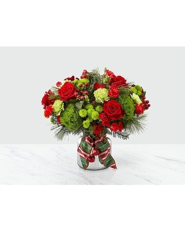 Jingle Bells™ Bouquet Flower Arrangement