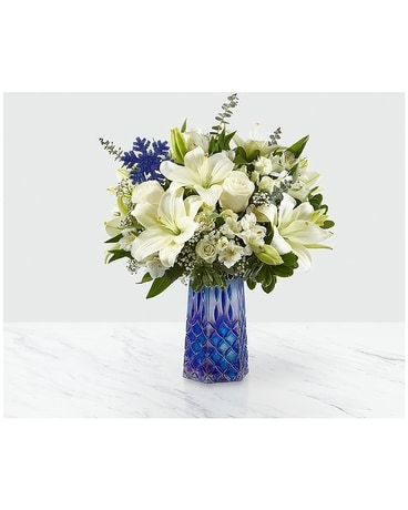 Winter Bliss™ Bouquet Flower Arrangement