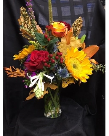 FALL MIX Flower Arrangement