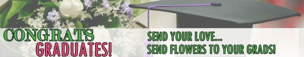 Send Graduation Flowers!